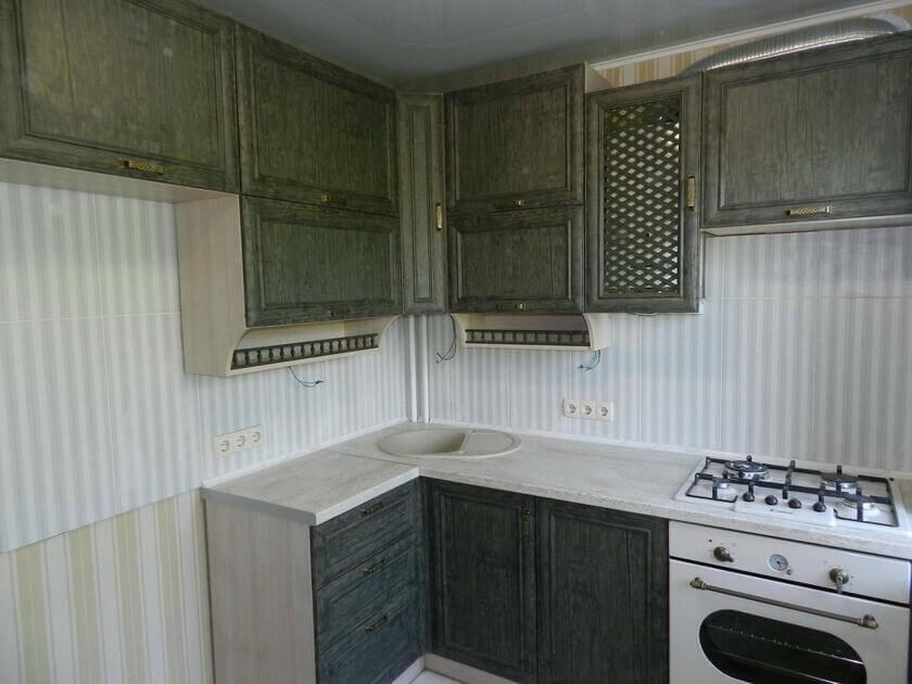 Кухня Мох